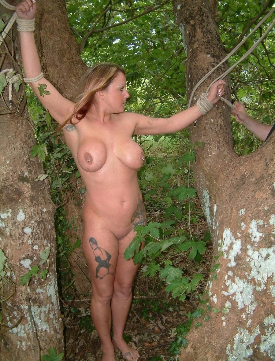 Bondage pics outdoor Category:Nude or